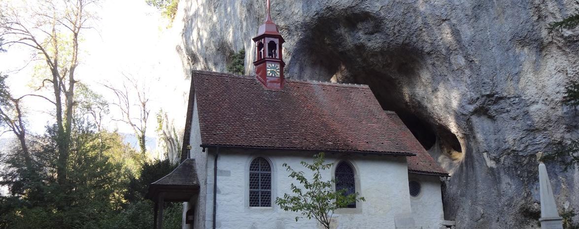 Die Martinskapelle